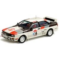 AUDI Quattro Winner Sanremo'81 #14, Mouton / Pons