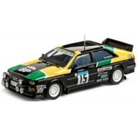 AUDI Quattro TdCorse'81 #15, Mouton / Pons