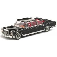 MERCEDES 600 cabrio noir