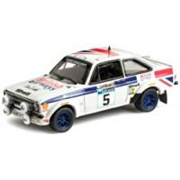 FORD Escort Mk2 Rally RAC'77 #5, winner Waldegard