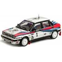 LANCIA Delta HF Integrale 8v Rally 1000Lakes'88 #1, winner Alen