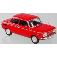 NSU Prinz 1000 TT, 1966, rouge