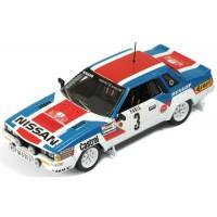 NISSAN 240 RS Rally MonteCarlo'84 #3, 10th Salonen