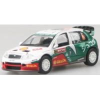 SKODA Fabia WRC Evo2 Rally Japan'05 #12, Hirvonen