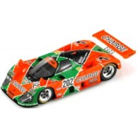 MAZDA 767B LeMans'89 #202, 9th
