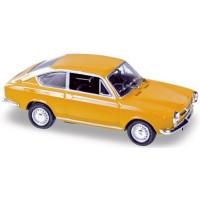 SEAT (Fiat) 850 Cpé, 67, jaune
