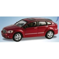 DODGE Caliber 2007 rouge