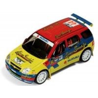 SUZUKI Ignis S1600 Rally Germany'06 #44, M.Kosciuszko / J.Baran