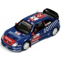 CITROËN Xsara WRC Japon'06 #1, winner S.Loeb / D.Elena