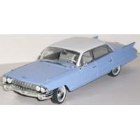 CADILLAC Eldorado, 1961, blue