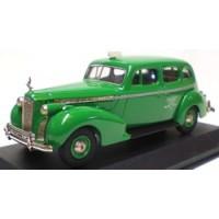 PACKARD Super Eight Sedan Taxi, 1940, green