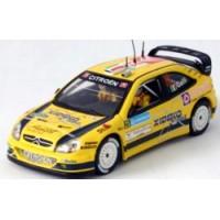 CITROËN Kronos Xsara WRC Rally Cyprus'06 #1, Loeb