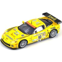 CHEVROLET Corvette  C6-R LeMans'07 #63, 6th (2nd LMGT1) O'Connell / Magnussen / Fellows
