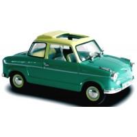 NSU Prinz 1, 1958, vert