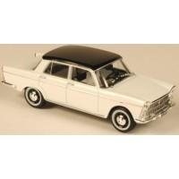 SEAT 1400C, 1960, blanc/noir