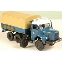 BERLIET GBC 8 6x6 '59 bleu