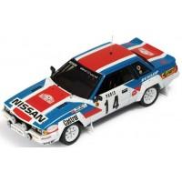 NISSAN 240 RS Rally MonteCarlo'84 #14, Kaby / Gormley