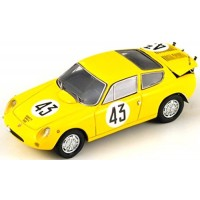 ABARTH 1300 Simca LM62 #43