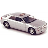 CHRYSLER 300C, 2004, gris met.