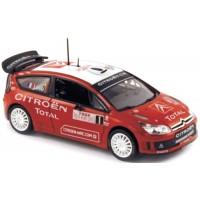 CITROËN C4 WRC MonteC.'08 #1, Loeb