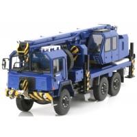 SAURER 10 DM Crane Gottwald, thw blue