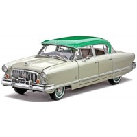 NASH Ambassador Super Airflyte Farine, 1952, meadow green/sea mist green