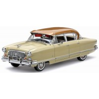 NASH Ambassador Super Airflyte Farine, 1952, cruiser gray/sea mist gray