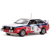 AUDI Quattro Rally Acropolis'82 #11, Wittmann / Diekmann