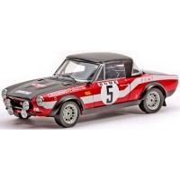 FIAT 124 Abarth Rally MonteCarlo'73 #5, Pinto / Bernacchini