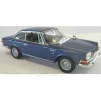 GLAS V8 2600, 1967, bleu