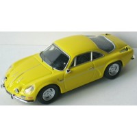 ALPINE A 110 1300G, 1968, yellow