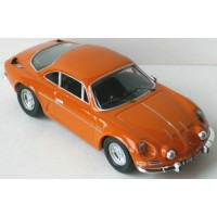 ALPINE A 110 1300G '68, orange