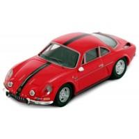 ALPINE A 110 1600S rouge/noire