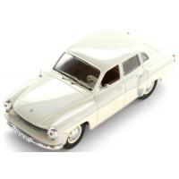 WARTBURG 312 Limousine, 1964, grey/cream