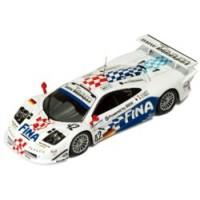 McLAREN F1 GTR LeMans'97 #42, (ab) J.J.Lehto / N-Piquet / S.Soper