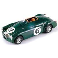 MG EX182 LeMans'55 #42, (ab) Miles / Lockett