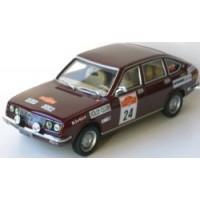 LANCIA Beta Berlina Rally Sanremo'73 #24