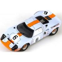 FORD GT40 24h LeMans'69 #6, winner J.Ickx / J.Oliver