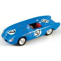 DB Panhard HBR LeMans'53 #57, 17th R.Bonnet / A.Moynet