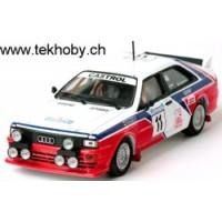 AUDI Quattro Rally Acrpolis'82 #11, Wittmann /