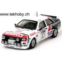 AUDI Quattro Rally RAC'82 #17, M.Wilson / M.Greasley