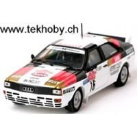 AUDI Quattro Rally SanRemo'82 #16, H.Demuth / A.Fischer