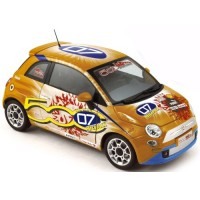FIAT new 500 Wroom M.Schumache