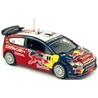 CITROËN C4 WRC Rally Argentina'08 #1, Loeb/Elena