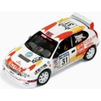 TOYOTA Corolla WRC Rally Finland'00 #31, H.Solberg / R.Pedersen