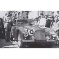 ASTON MARTIN DB2 LeMans'51 #28, 10th N.Mann / M.Morris Goodall