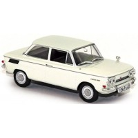 NSU Prinz 1000 TT, 1966, blanc