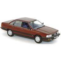 AUDI 200 Quattro, 1987, rouge