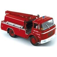BERLIET GAK Citerne Pompier