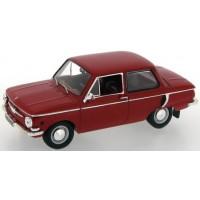 ZAZ 968, 1973, red